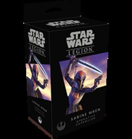 Fantasy Flight Games Star Wars Legion: Sabine Wren Operative Expansion