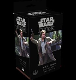Fantasy Flight Games Star Wars Legion: Han Solo Commander Expansion