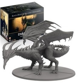 Steam Forged Games Dark Souls The Board Game: Black Dragon Kalameet