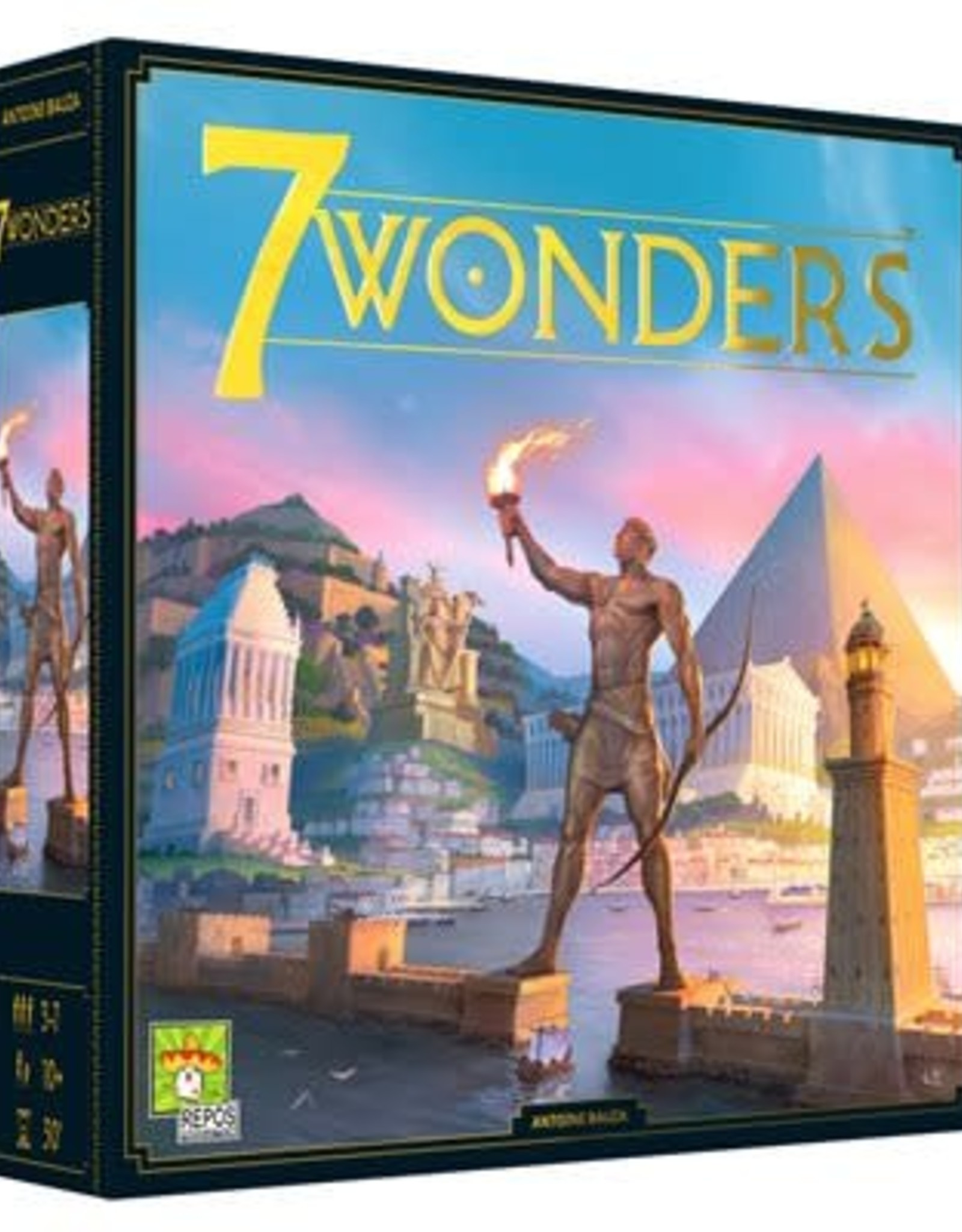 Repos Production 7 Wonders (New Edition)