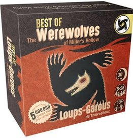 Asmodee The Werewolves of Millers Hollow - The Best Of
