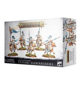Games Workshop Warhammer Age of Sigmar: Lumineth Realm-Lords Vanari Dawnriders