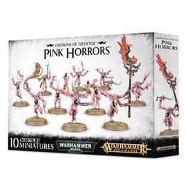 Games Workshop Warhammer Age of Sigmar: Chaos Daemons: Tzeentch Pink Horrors