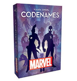 Usaopoly Codenames: Marvel Edition