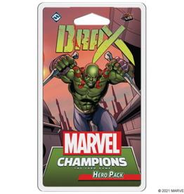 Fantasy Flight Games Marvel Champions: LCG: Drax Hero Pack (New)