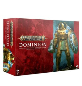 Games Workshop Warhammer Age of Sigmar: Dominion (Pre-Order)  *New Release Date Aug 7th