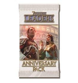 Days of Wonder 7 Wonders: Leaders Anniversary Pack