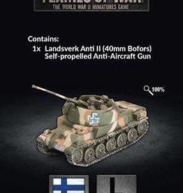 Battlefront Miniatures Flames of War: Finnish: Landsverk Anti II AA-tank