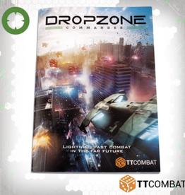 TTCombat Dropzone Commander: Core Rulebook