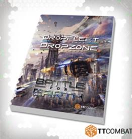 TTCombat Drop Fleet/ Zone Commander: Battle for Earth