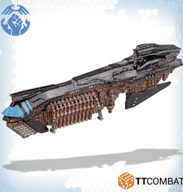 TTCombat Dropfleet Commander: Senator Battlecruiser