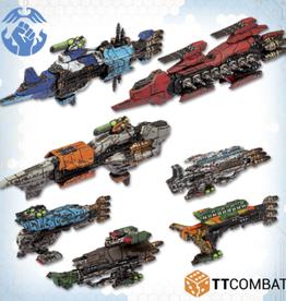 TTCombat Dropfleet Commander: Resistance Starter Fleet