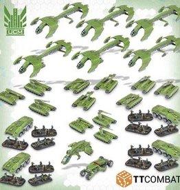 TTCombat Dropzone Commander: UCM Starter Fleet