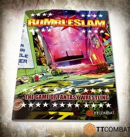TTCombat Rumbleslam : Rulebook