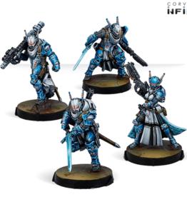 Corvus Belli Infinity Panoceania Teutonic Knights