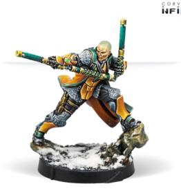 Corvus Belli Infinity Yu Jing Shaolin Warrior Monk (Pre-Order)