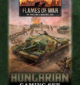 Battlefront Miniatures Flames of War: Hungarian Gaming Set (New)