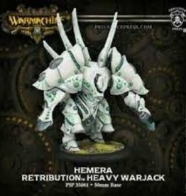 Privateer Press Warmachine: Retribution Of Scyrah: Hemera, Heavy Warjack