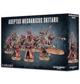 Games Workshop Warhammer 40,000: Adeptus Mechanicus: Skitarii Rangers/Vanguard