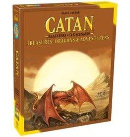 Catan Studio Catan: Treasures, Dragons & Adventurers