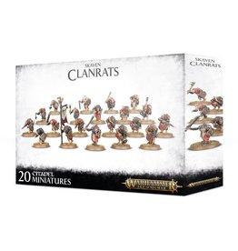 Games Workshop Warhammer Age of Sigmar: Clanrats