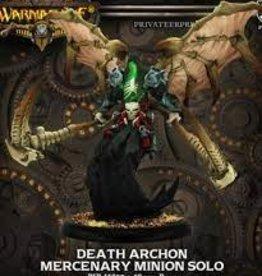 Privateer Press Warmachine: Death Archon
