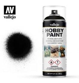 Vallejo Vallejo: Black Primer (Spray)