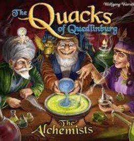 The Quacks of Quedlinburg: The Alchemist