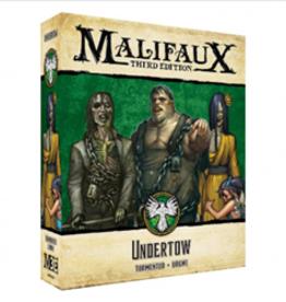Wyrd Games Malifaux 3e-Resurrectionists: Undertow
