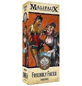 Wyrd Games Malifaux 3e: Friendly Faces