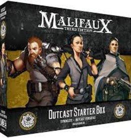 Wyrd Games Malifaux 3e- Outcasts Starter Box