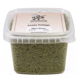 Huge Miniatures Huge Miniatures: Olive Green Loose Foliage