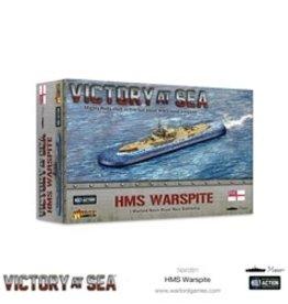 Warlord Games Victory at Sea: HMS Warspite