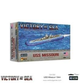 Warlord Games Victory at Sea: USS Missouri