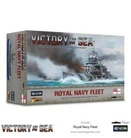 Warlord Games Victory at Sea: Royal Navy Fleet