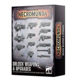 Games Workshop Necromunda: Orlock Weapons & Upgrades