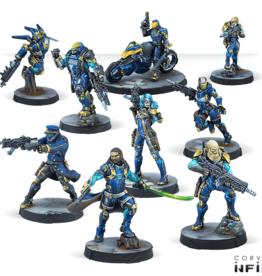 Corvis Belli Infinity: O-12: Starmada Action Pack