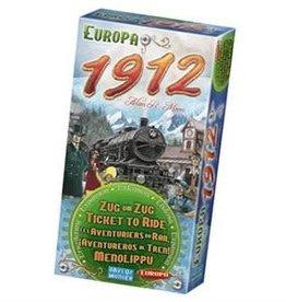 Days of Wonder Ticket To Ride: Europa 1912 (New)