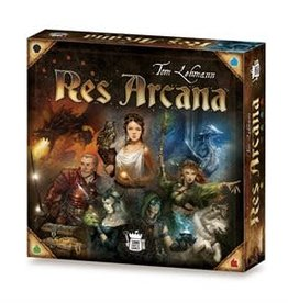 Sand Castle Games Res Arcana (New)