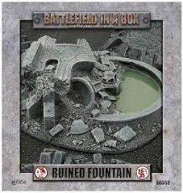 Battlefield in a Box Battlefield in a Box: Ruined Fountain