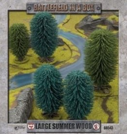 Gale Force Nine Battlefield in a Box: Large Summer Wood