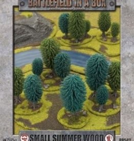 Gale Force Nine Battlefield in a Box: Small Summer Wood