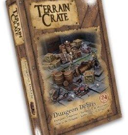 Mantic Terrain Crate: Dungeon Debris