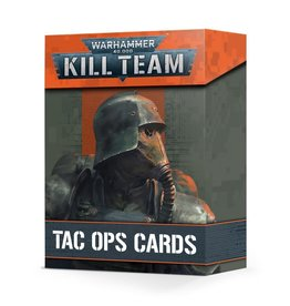 Games Workshop Kill Team: Tac Ops Cards (New)