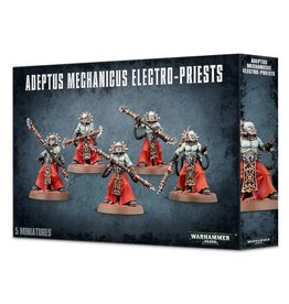 WarHammer Warhammer 40,000: Adeptus Mechanicus Electro-Priests