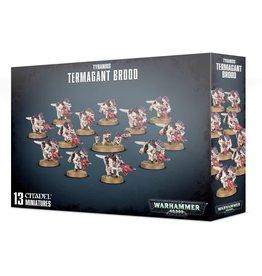 Games Workshop Warhammer 40,000: Tyrannic Termagant Brood