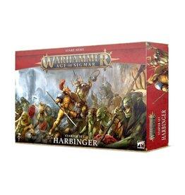 Games Workshop Warhammer Age of Sigmar Harbinger Starter Set