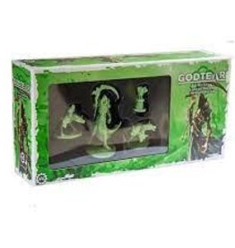Steam Forged Games Godtear: Styx, Lord of Hounds & Abyssal Hounds (New)