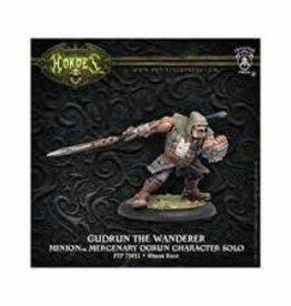 Privateer Press Hordes: Minions: Gudrun the Wanderer
