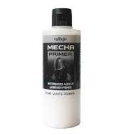 Vallejo Vallejo: Mecha Primer: White Primer (200ml)